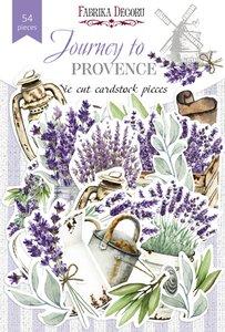 Die Cuts Fabrika Decoru Journey to Provence