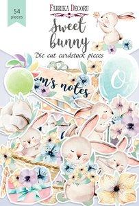 Die Cuts Fabrika Decoru Sweet Bunny
