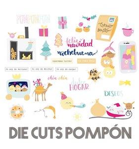 Die Cuts Pompón