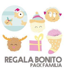 Tags Regala Bonito Familia