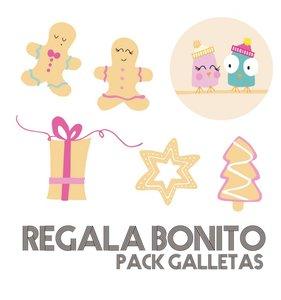 Tags Regala Bonito Galletas