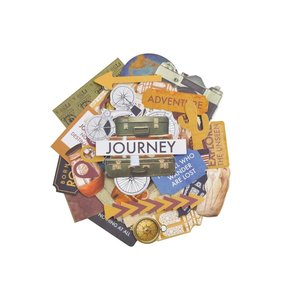 Die Cuts KaiserCraft Journey