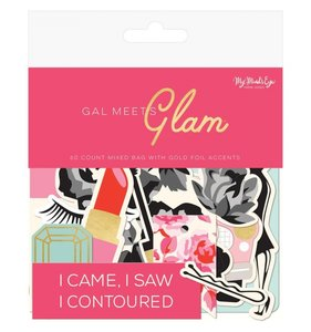 Die Cuts Gal Meets Glam