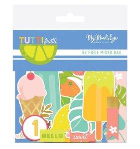 Die Cuts Tutti Frutti