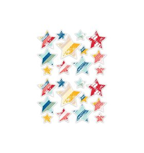 Die cuts Destination Star