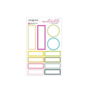 Cut outs Sweet Life Labels