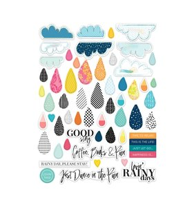Die cuts Savannah Dreams Rainy Day