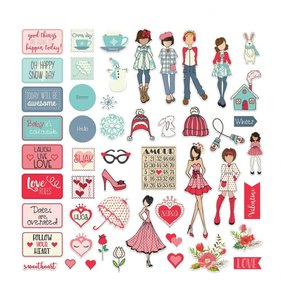 Die Cuts Julie Nutting Enero-Febrero