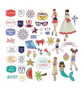 Die Cuts Julie Nutting Julio-Agosto