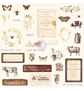 Die cuts 1 Spring Farmhouse