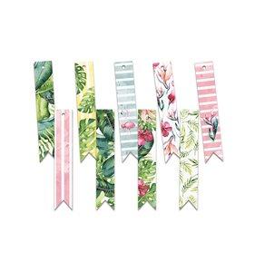 Tags banderitas Let's Flamingle