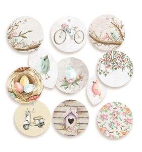Tags círculos decorados Awakening