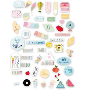 Die cuts Beautiful Life