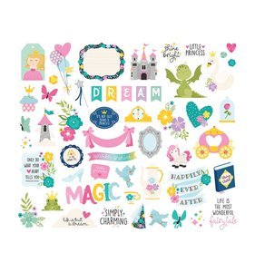 Die cuts Little Princess