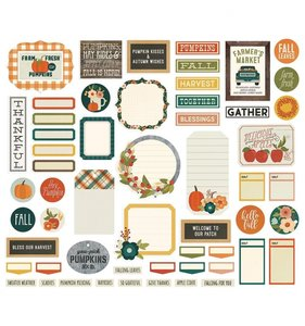 Die Cuts Journal Fall Farmhouse