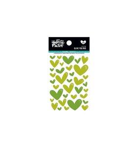 Enamel Hearts IF Basics Olive