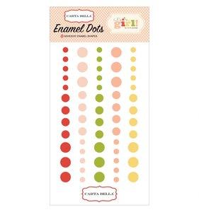 Enamel Dots It´s a Girl