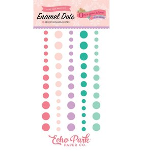 Enamel Dots Once Upon a Time Princess