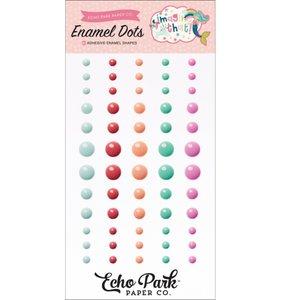 Enamel Dots Imagine That Girl