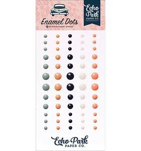Enamel Dots Just Married