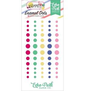 Enamel dots Best Summer Ever