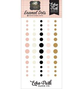 Enamel dots Wedding Day