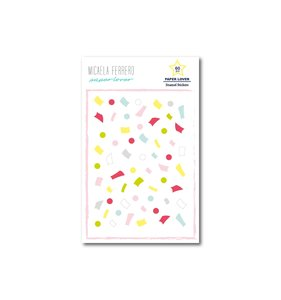 Enamel dots Confetti Paper Lover