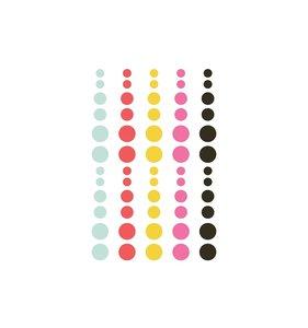 Enamel Dots Emoji Love