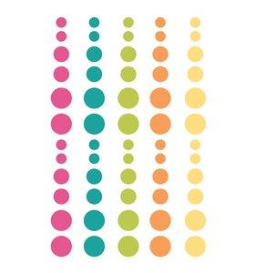 Enamel dots Oh Happy Day!