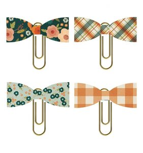 Clips con lazos Fall Farmhouse