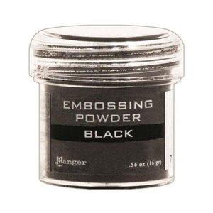 Polvos de embossing Ranger Black
