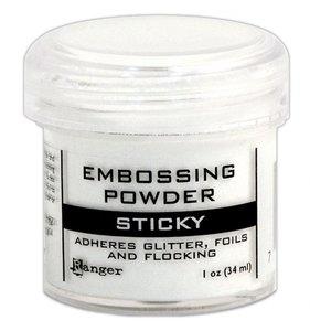Polvos de embossing Sticky