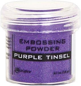 Polvos de embossing Ranger Purple Tinsel