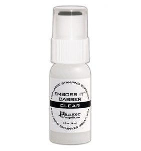Tinta para embossing Ranger Emboss It Dabber 1 oz / 34 ml