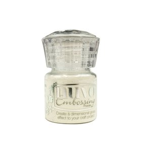 NUVO Embossing Powder Glacier White
