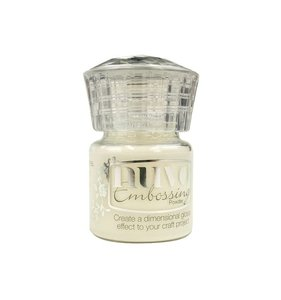 NUVO Embossing Powder Crystal Clear