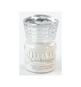 NUVO Embossing Powder Shimmering Pearl