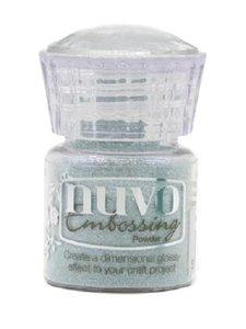 NUVO Embossing Powder Snow Crystal