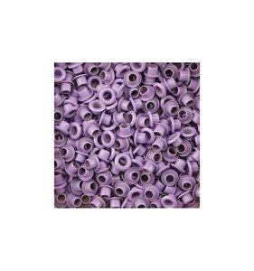 Eyelets 5 mm Lavender 25 pk