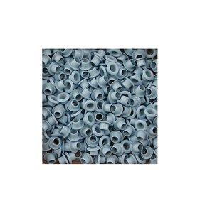 Eyelets 5 mm Blue 25 pk
