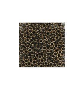 Eyelets 5 mm Metallic Antique 25 pk