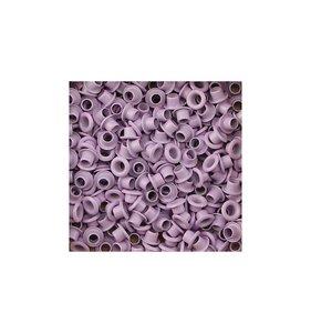 Eyelets 5 mm Lilac 25 pk