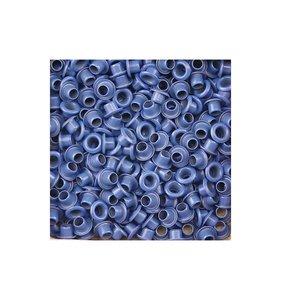 Eyelets 5 mm Cobalt Blue 25 pk