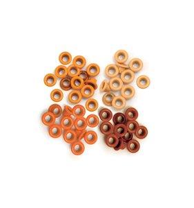 Eyelets Naranja