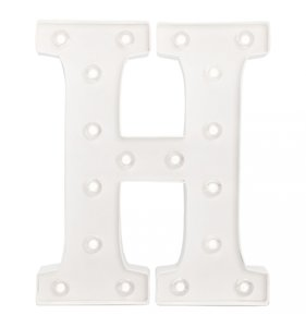 Marquee Love 25 cm H