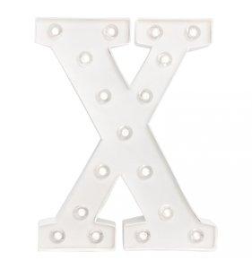 Marquee Love 25 cm X