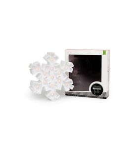Marquee Love Plastic Snowflake