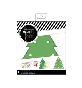 Marquee Love Kit Ärbol de Navidad