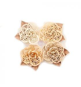Flores Pretty Pale Organic Elegance