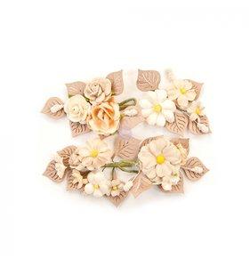 Flores Pretty Pale Rustic Floral